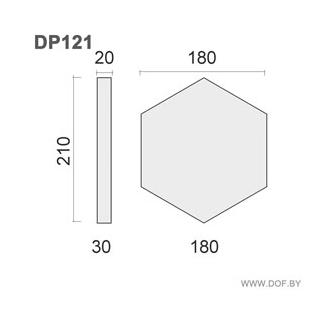 3D панель DP121