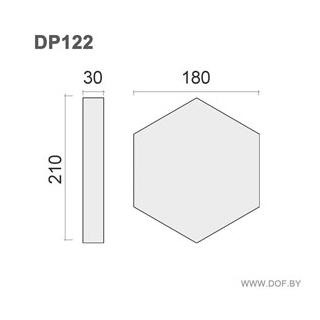3D панель DP122