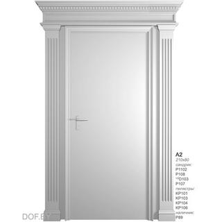 Комплект дверного портала А2