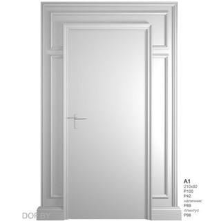 Комплект дверного портала А1